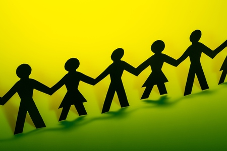 social gathering: Community.