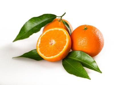 upperdeck view: Orange. Stock Photo