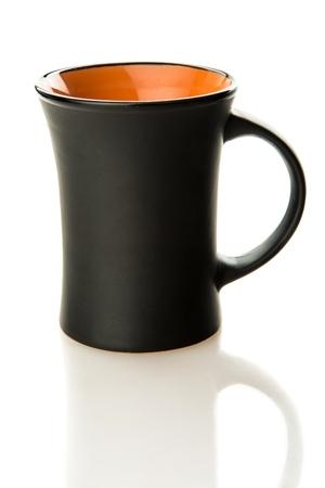 mug of coffee: Mug. Stock Photo