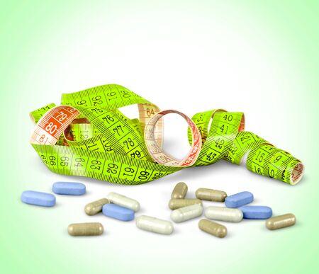 supplement: Supplement. Stock Photo