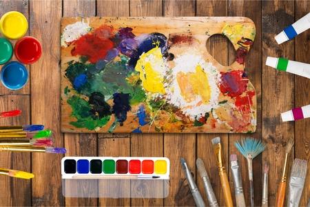 paint tool: Watercolor.