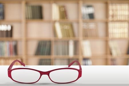 optical instrument: Glasses.