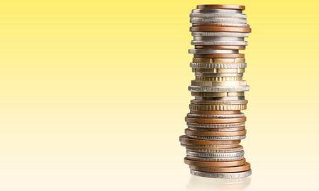 monies: Money. Stock Photo