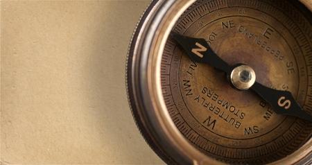 upperdeck view: Compass.