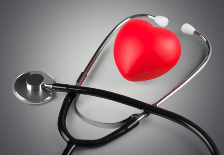 medical heart: Heart Shape. Stock Photo