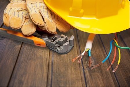 cable cutter: Electrician.