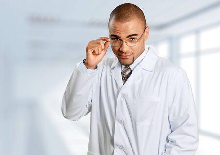 psychiatrist: Psychiatrist. Stock Photo