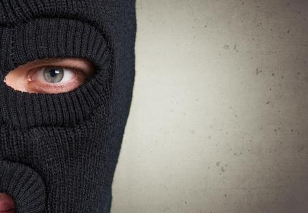 ladrón: Ladr�n. Foto de archivo