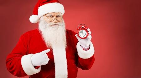 vestidos de epoca: Santa Claus.