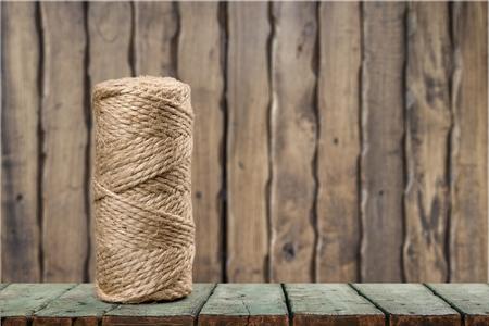 cordage: Rope. Stock Photo
