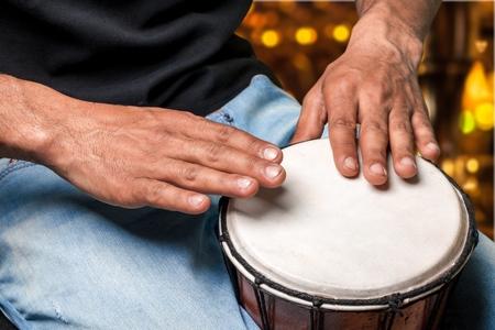 bongo drum: Africa.