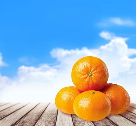 mandarin: Mandarin.