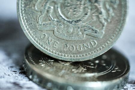 pound: Pound Symbol. Stock Photo