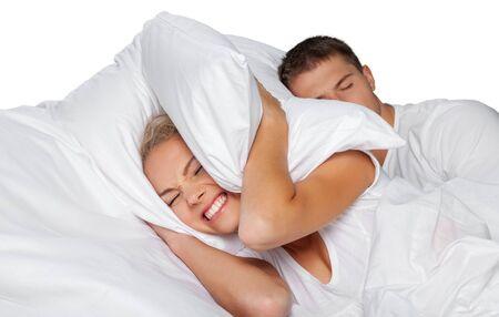 snoring: Snoring.