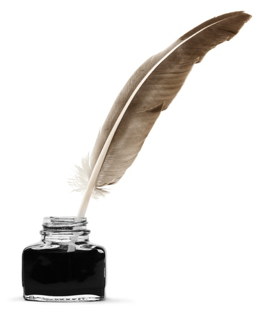 inkwell: Pen.