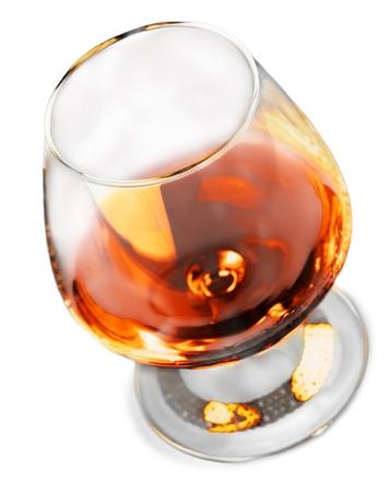 cognac: Cognac. Stock Photo