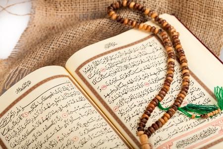 Islám. Reklamní fotografie