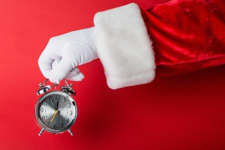 12 oclock: Christmas.