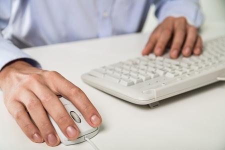 administrador de empresas: Computadora.