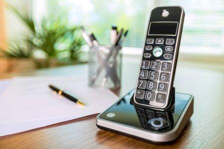 numpad: Telephone.