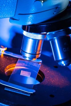 biotechnology: Microscope.