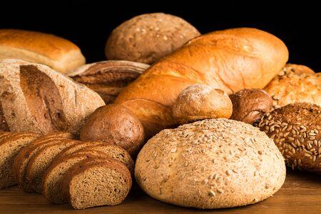 french culture: Bread. Stock Photo