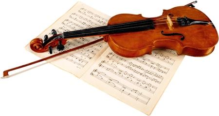 key violin: Violino. Archivio Fotografico