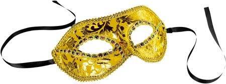 carnival costume: Mask.