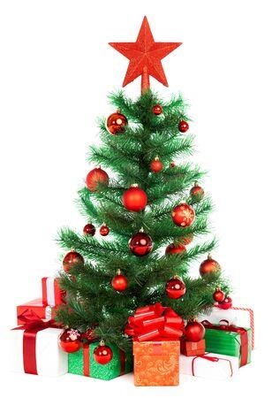 knack: Christmas Tree. Stock Photo