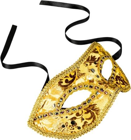 period costume: Mask.