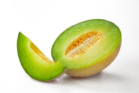 Cantaloupe. Stock Photo