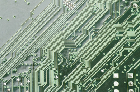 intricacy: Circuit Board.