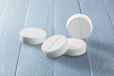 aspirin: Pill. Stock Photo