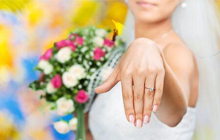 verlobung: Hochzeitsband.