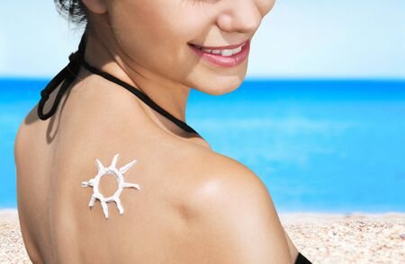 suntan lotion: Suntan Lotion.