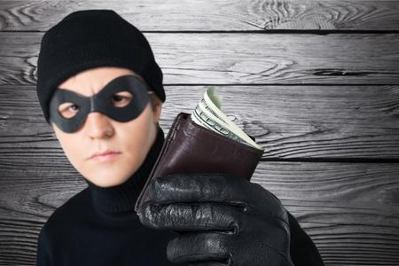 rudeness: Thief.