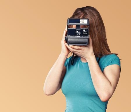 photographic camera: Camera.