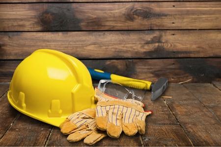 arranging: Construction. Stock Photo