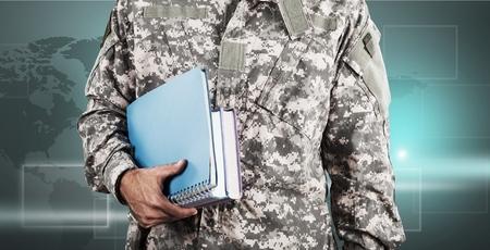 Militaire. Banque d'images - 50782266