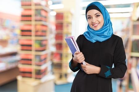 hijab: Arab.