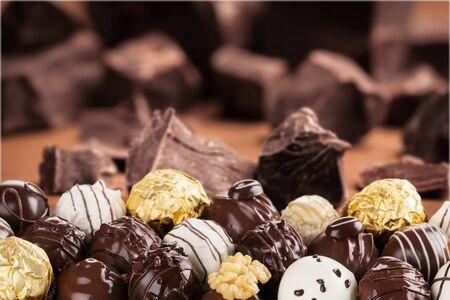 semisweet: Chocolate.