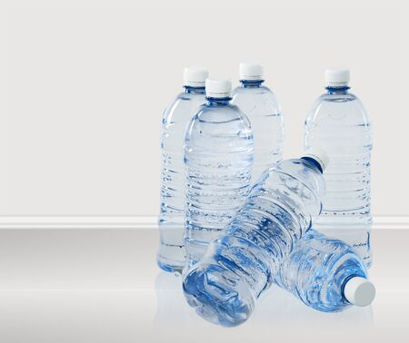 quench: Water Bottle.