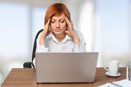computer problem: Women.