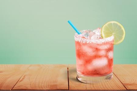 margarita glass: Cocktail.