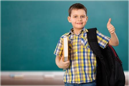 elementary age boys: Elementary Student.