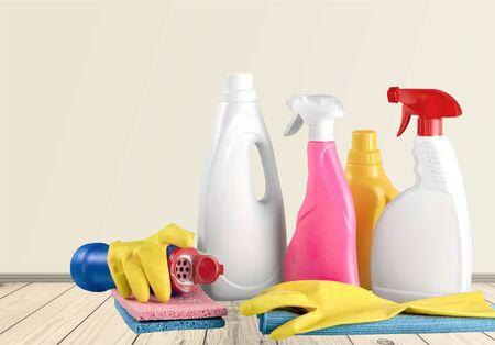desinfectante: Desinfectante. Foto de archivo