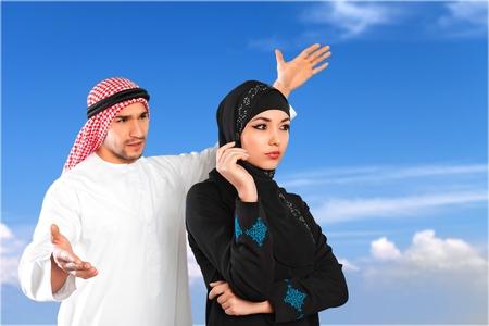 hijab: Muslim.
