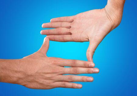 envision: Hands.