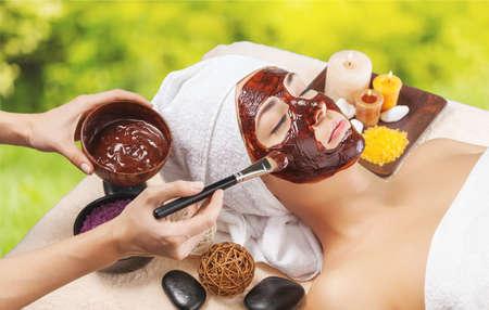 aroma facial: Waxing.