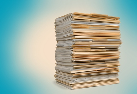 paper stack: Document.